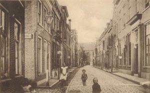 De Boven Nieuwstraat in Kampen.