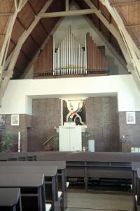 De Gereformeerde Kerk te Oostwold (Old.) had een belangrijke taak in 't Schienvat.