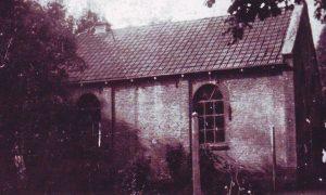 In 1878 werd in Boornbergum bij Drachten dit evangelisatiegebouwtje, Bethel, in gebruik genomen.