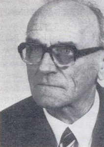Ds. B.A. Bos (1901/1977