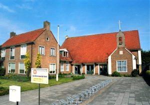 De gereformeerde kerk te Kornhorn (foto: Reliwiki, Jelle Visser).