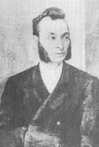Ds. A. van Apeldoorn (1845-1934).