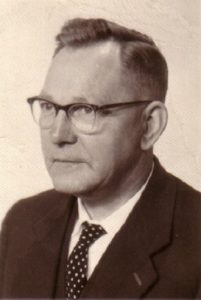 Ds. D.U. Bergsma9 (1901-2002).