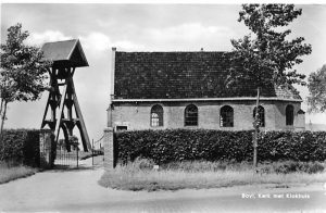 De hervormde kerk te Boyl.