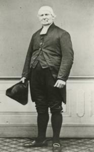 Ds. C. van den Oever (1802-1877).