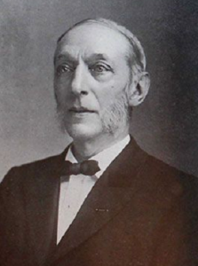 Dr. F.L. Rutgers (1836-1917).