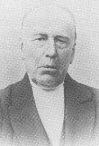 Ds. G. Brunemeijer (1818-1912).