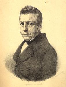 Isaac da Costa (1798-1860).