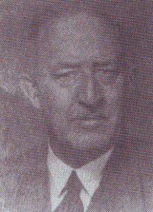 Ds. J. Visscher (1895-1969).