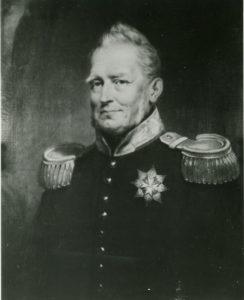 Koning Willem I (1772-1843).