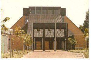 De gereformeerde Kruiskerk te Nijkerk wordt ingrijpend verbouwd.