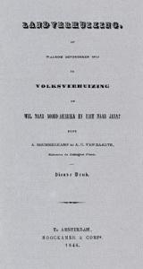 Behalve ds. H.P. Scholte hielden ook de Afgescheiden predikanten A. Brumelkamp en A.C. van Raalte zich druk bezig met emigratie naar Amerika.