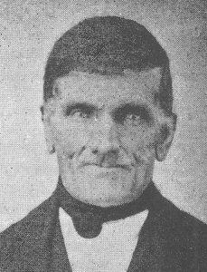 Gijsbert Haan op latere leeftijd.