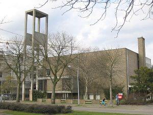 De Oosterkerk.