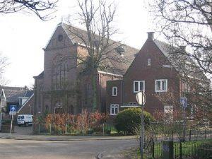 De Torenlaankerk.