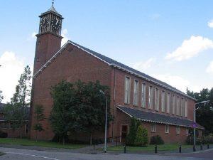 De Westerkerk te Hilversum.