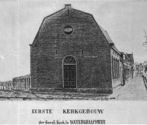 De 'Boerenkoolkerk'.
