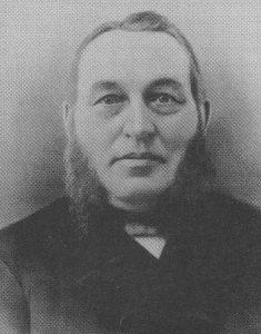 Ds. J. Hessels () van Bedum.