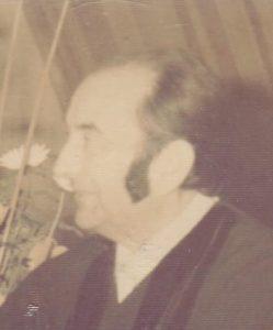 Ds. L. de Nood,. de eerste 'echte' predikant van Oostvoorne