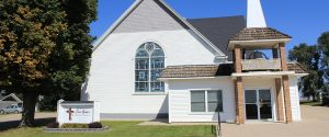 De Free Grace Reformdd Church in Middleburg.