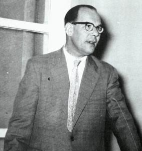 Ds. J.M. van Krimpen (1910-1992).