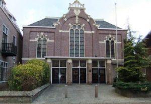 De Zilverstraatkerk te Franeker.