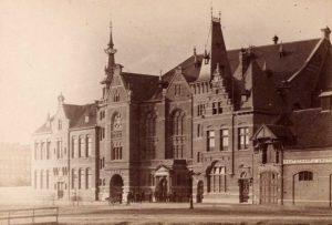 De Funenkerk aan de Funenkade te Amsterdam.