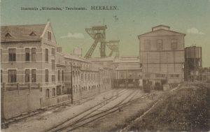 Heerlen, Staatsmijn Wilhelmina
