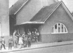 Het gereformeerde evangelisatielokaal te Waubach ().