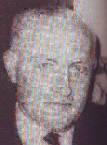 Ds. H.W. Engelkes, dertien jaar lang gereformeerd predikant te Meppel.