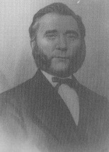 Oefenaar, later ds. J.T. Bijzitter (1809-1869).