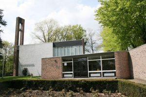 De gereformeerde Johanneskerk te Leersum (foto: Reliwiki, Andre van Dijk).