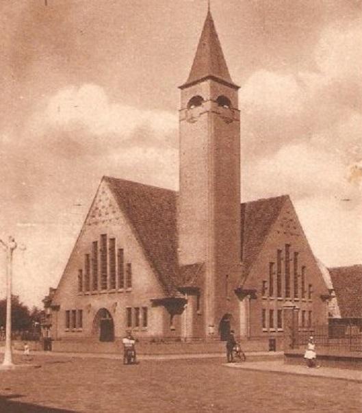 Afbeeldingsresultaat voor gereformeerde kerk sliedrecht